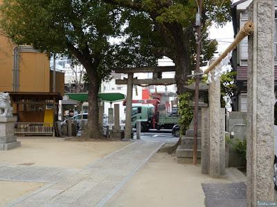 大仁八阪神社