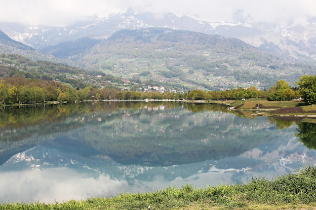 Lac du Camping - Sallanches