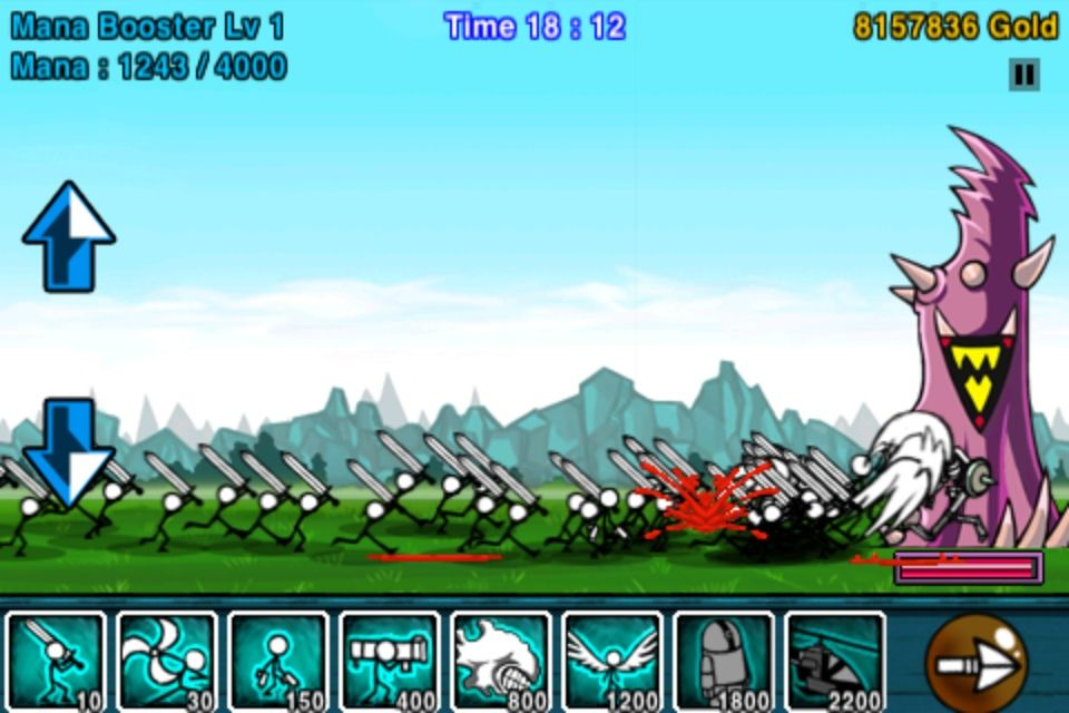 Cartoon Wars 3 Hacked Gold/Money and Crystals + Cheats