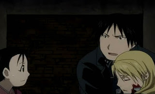 Fullmetal Alchemist: Brotherhood Episódio 59