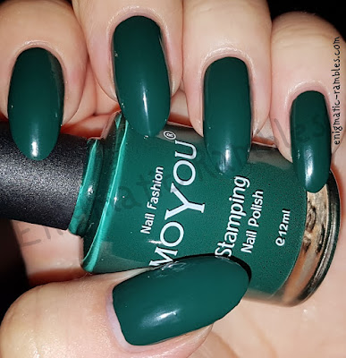 Review-MoYou-Stamping-Nail-Polish-Forest-Green