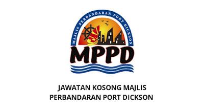 Jawatan Kosong Majlis Perbandaran Port Dickson 2019