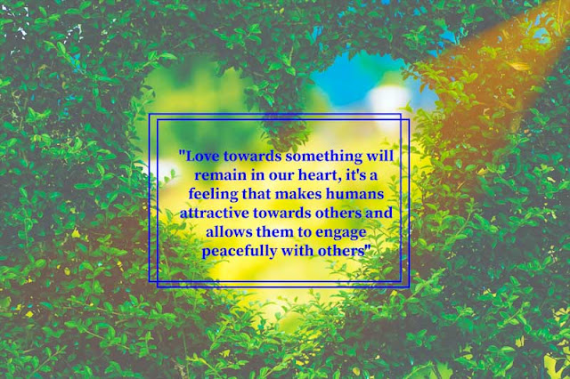 Quotes for love image
