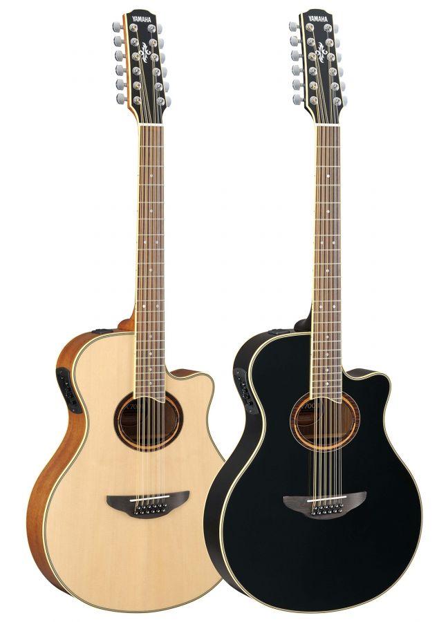 Đàn Guitar Acoustic điện Yamaha APX700II-12