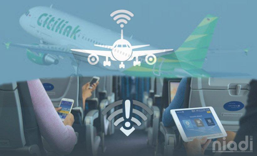 Tiket.com, Wifi, Citilink, Pesawat Terbang, Mahata Group, Agen Perjalanan Online, Wifi Gratis, Startup, perusahaan rintisan