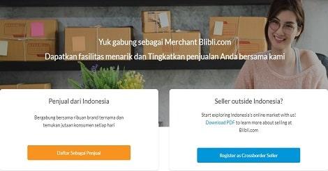 Keuntungan Jual Online di Blibli.com