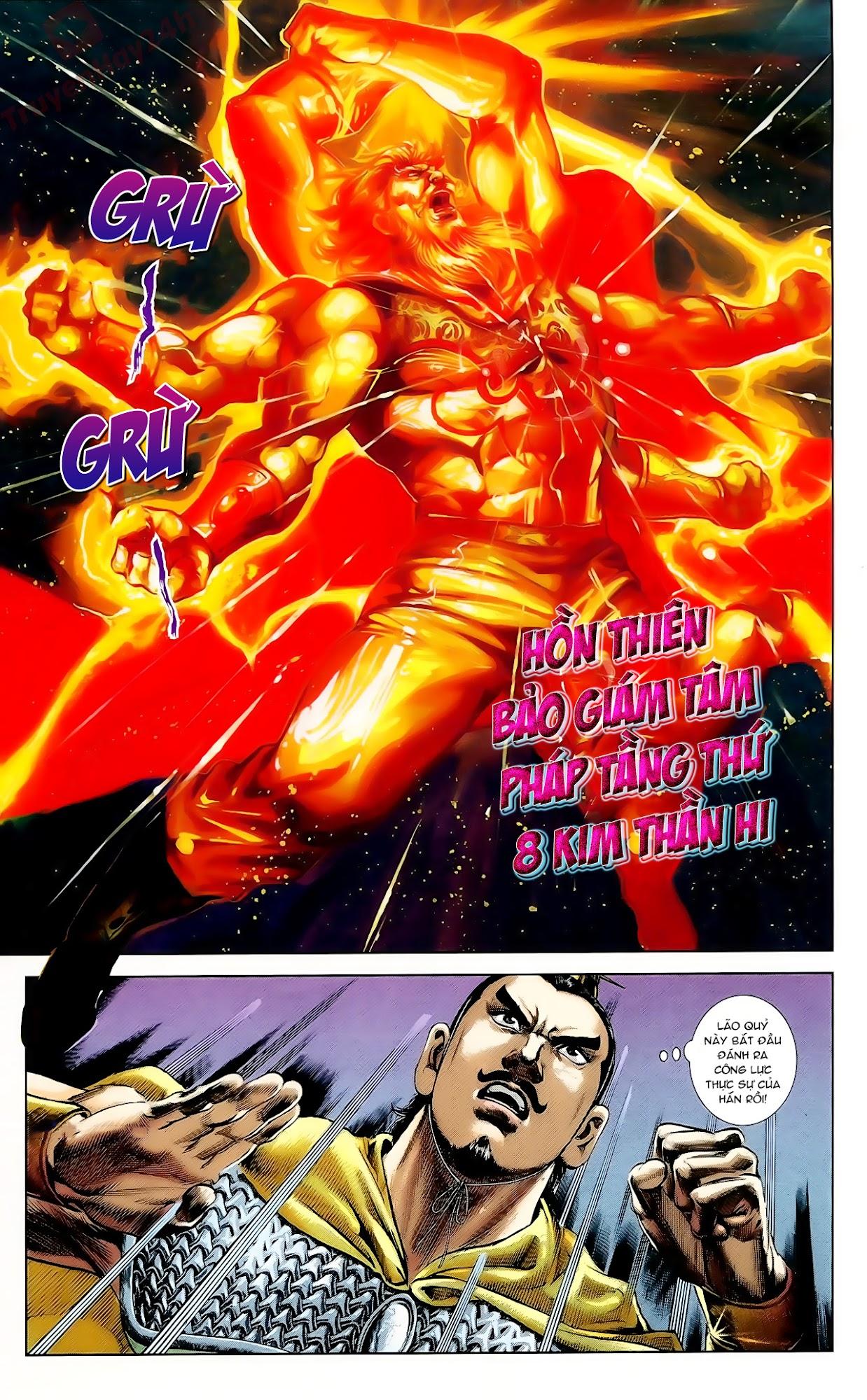 Cơ Phát Khai Chu Bản chapter 61 trang 10