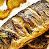 Ψητό λαβράκι στον φούρνο με σάλτσα μουστάρδας