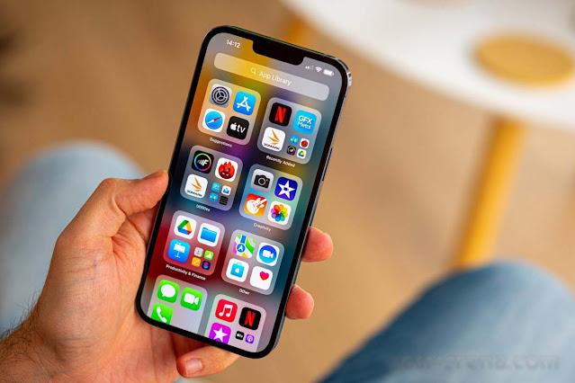 المراجعة الكاملة لهاتف أبل أيفون 13 برو ماكس  Apple iPhone 13 Pro Max