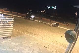 Câmeras flagram momento em que duas jovens são assassinadas no interior da Paraíba