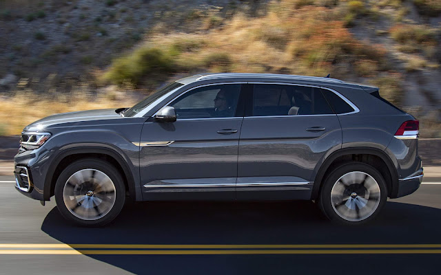 VW Atlas Cross Sport 2020: fotos e especificações - SUV