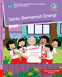 Buku tema 2 Siswa Kelas 4 k13 2017