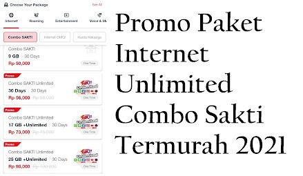 Promo Paket Combo Sakti Telkomsel  Murah  Januari 2021 13 GB + Gratis Nelpon dan SMS Unlimited  WhatsApp, Instagram, Facebook Tiktok 30 Hari Hanya 56 Ribu