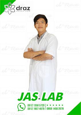 0812 1350 5729 harga Jual Jas Lab Lengan Pendek Murah