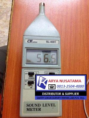 Jual SOUND LEVEL METER Lutron SL 4001 di Malang