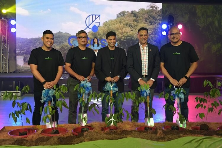 Help Plant Trees through GCash Forest