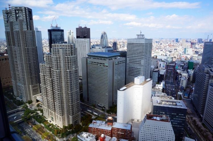 Park Hyatt Tokyo suite, Euriental