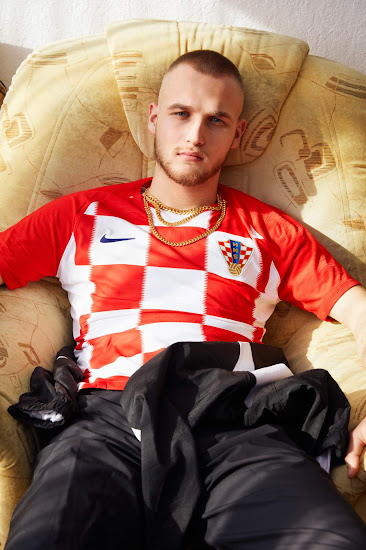 9f8a910c0f9 Croatia 2018 World Cup Home Kit Released - Footy Headlines