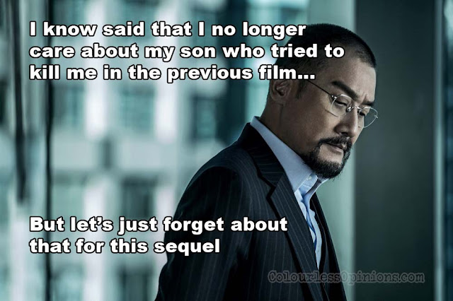 Tony Leung Cold War 2 movie meme