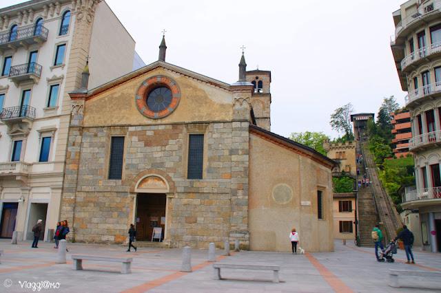 Una delle chiese più importanti di Lugano