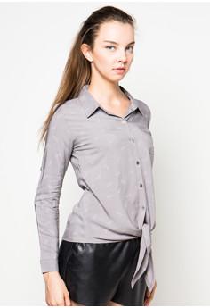 Koleksi Model Kemeja Wanita Lengan Panjang Terbaru