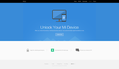 Tutorial Unlock Bootloader Xiaomi Indonesia