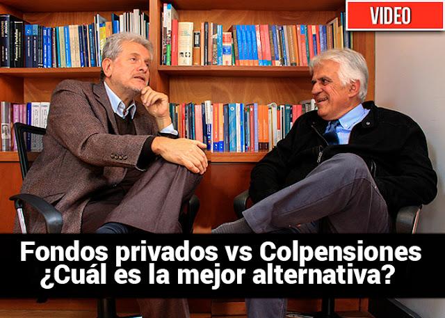 """""""Colpensiones se gasta $57 billones en subsidios para los ricos"""""""