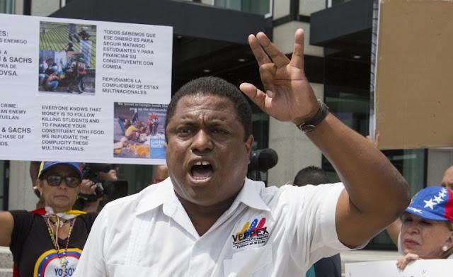 Exiliados venezolanos en Miami piden liberación de todos los presos políticos