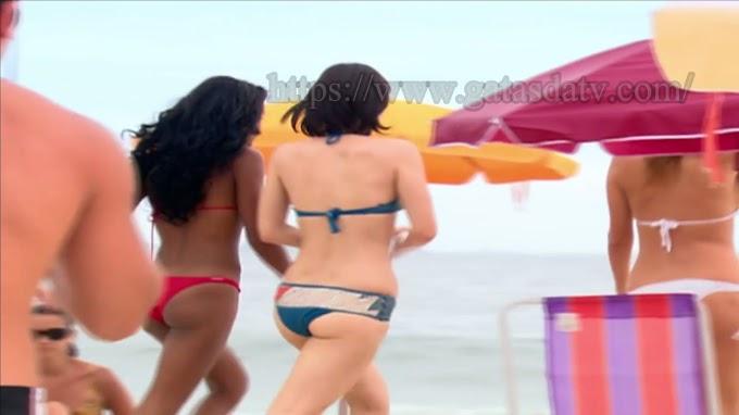 Lidiane Lisboa, Fernanda Machado e Erika Mader - Paraíso Tropical #1