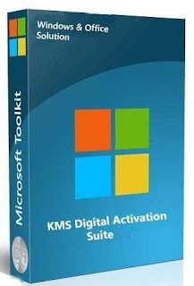 KMS/2038 & Digital & Online Activation Suite 7.8