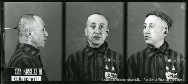 An Auschwitz victim executed on 18 March 1942 worldwartwo.filminspector.com