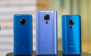 Huawei Mate 20 X berada di peringkat 20 besar dalam evaluasi DxOMark