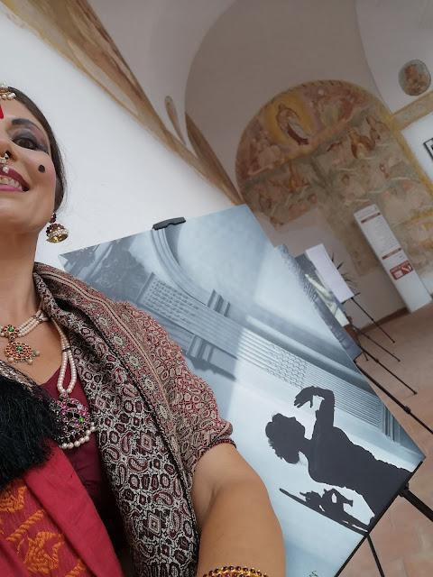 bharatanatyam mostra fotografica