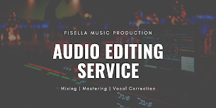 Audio Editing Service