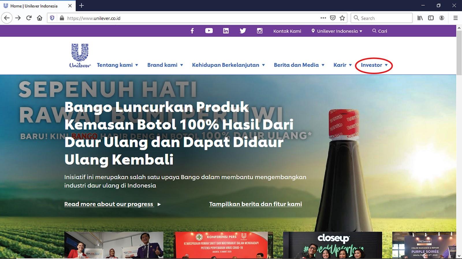 Rudy Hizkia Cara Mudah Membaca Laporan Keuangan Perusahaan