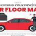 Guide: Choosing Your New/Old Car Floor Mats #infographic