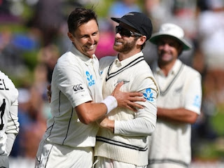 New Zealand vs India 1st Test 2020 Highlights