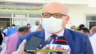 وزير الصحة : المنظومة# الصحية في #تونس مازالت واقفة على ساقيها ولم تنهار