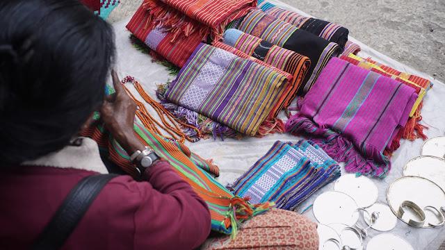 Budaya Lokal Indonesia, Kain Tenun Timor