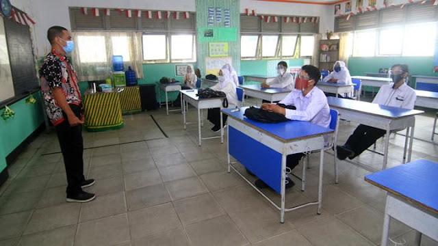 Yakin Banyak Materi Yang Akan Tertinggal Jika Belajar di Sekolah 2 Hari dan 2 Jam