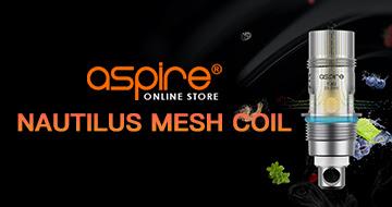 Aspire Nautilus Mesh Coil for Nautilus/BOXX