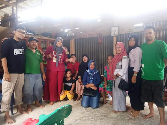 ITAMMASE Salurkan Bantuan Kemanusiaan di Lokasi Bencana Banjir