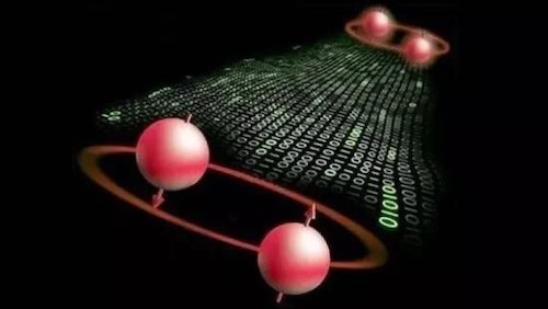 Quantum Teleportation in passing information
