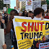 Hundreds of US protesters in Cleveland ahead of Republican National Convention
