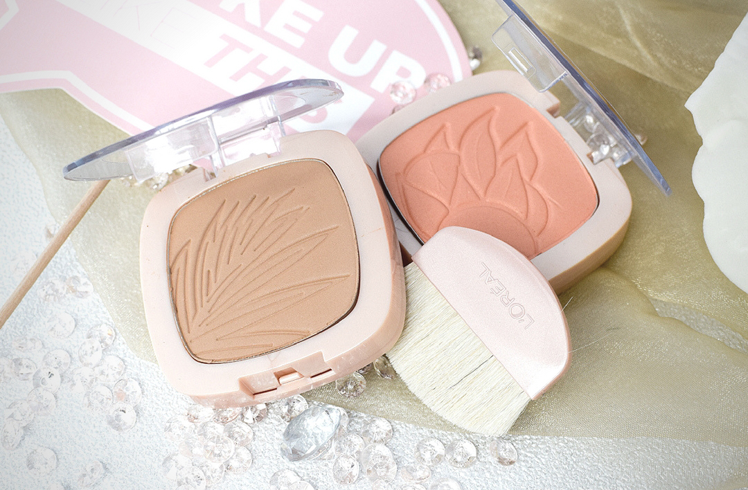 "Test, Erfahrung L'Oréal Paris ""Life's a Peach"" Blush, Back to Bronze Bronzener"