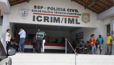 Cincos corpos deram entrada no IML de São Luís só nesse sábado