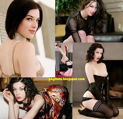 Kumpulan Artis Porno Dunia Paling Cantik Dan paling seksi
