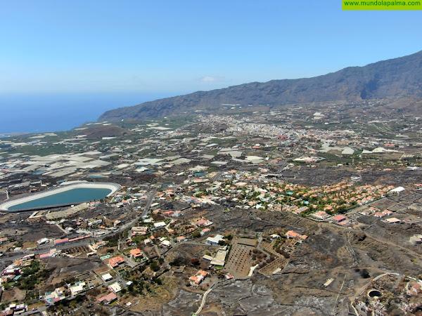 El Cabildo de La Palma da por extinguido el incendio que afectó a El Paso y Los Llanos de Aridane