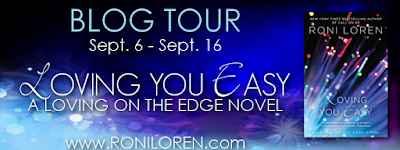 BLOG TOUR *~* Loving You Easy by NYT Best Selling Author Roni Loren