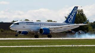 """Σε ευρωπαϊκή """"αγκαλιά"""" η Bombardier, εξαιτίας της κόντρας με Boeing!"""